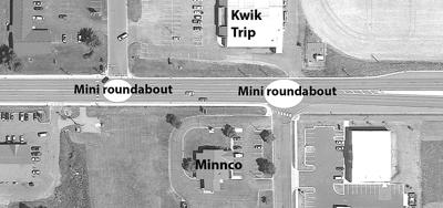 Isanti council gets straight to the point regarding roundabouts