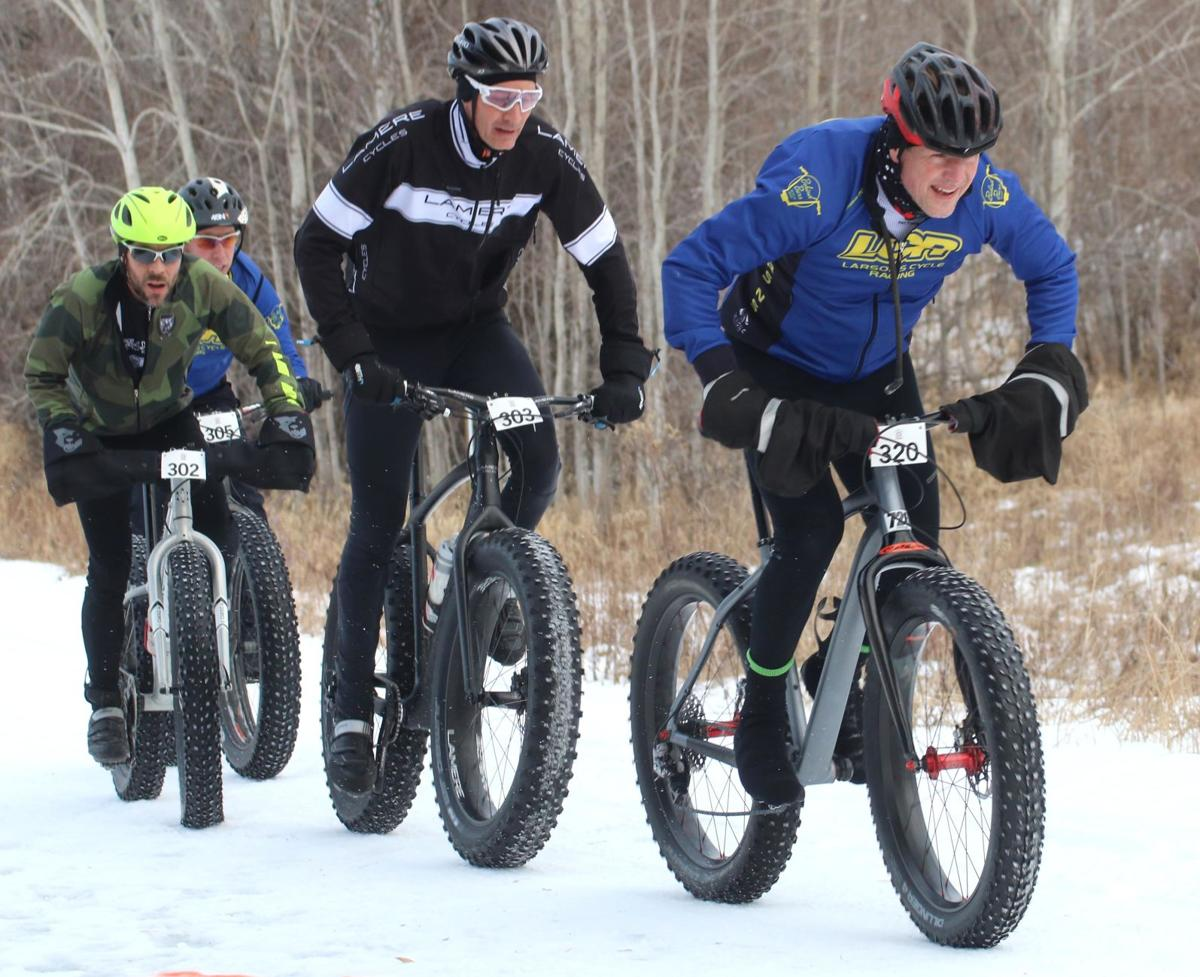 Near-thaw temps a welcome switch for annual Freezer Burn race