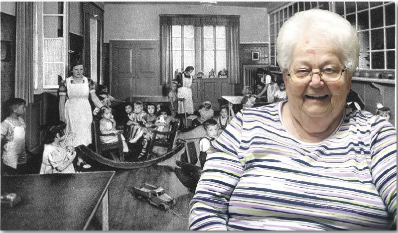 FROM BOMBS TO BABY DOLLS: Woman recalls Christmas in WWII German orphanage