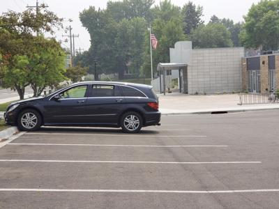 Cambridge council hits speed bump regarding library's ADA parking
