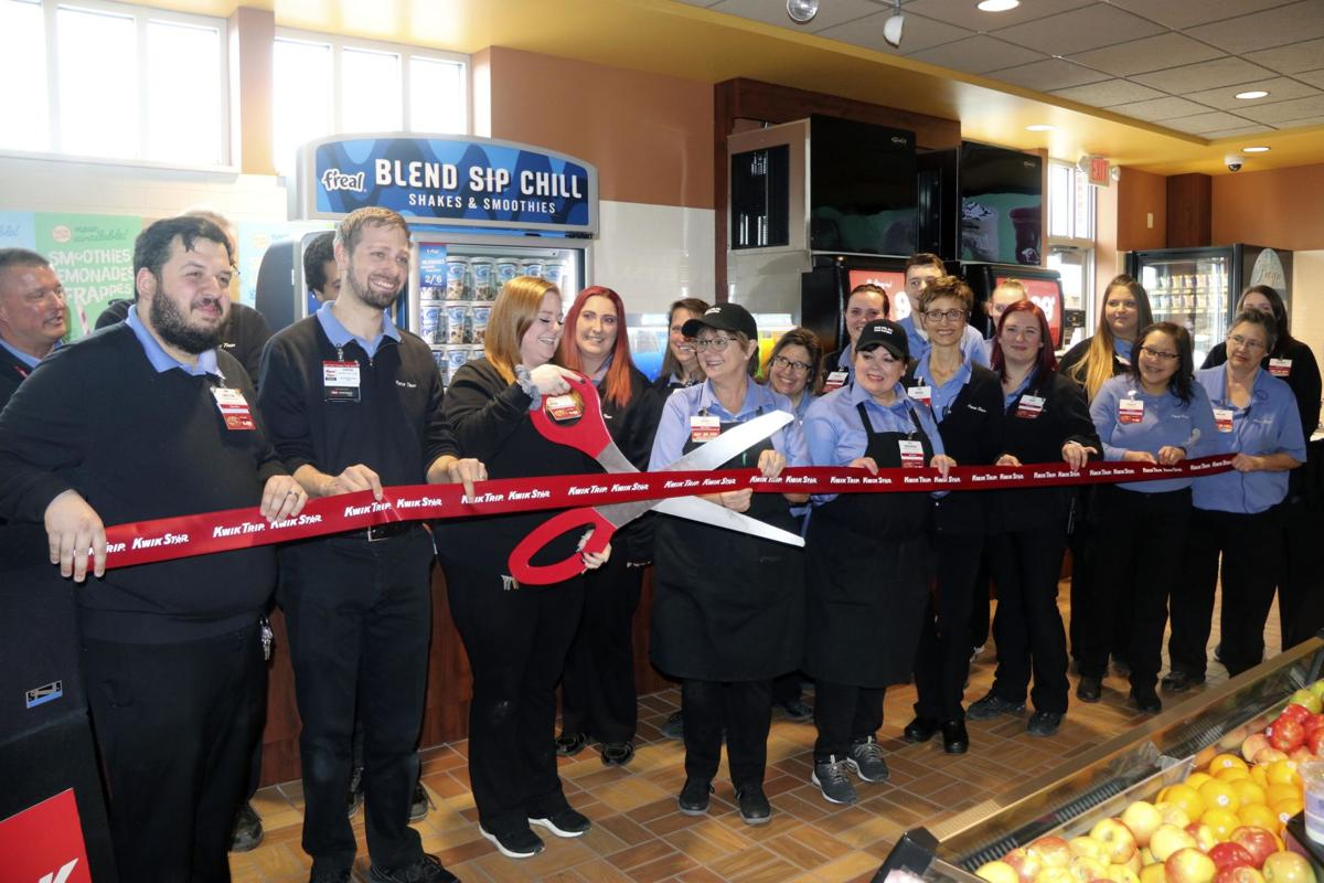 Kwik Trip celebrates grand opening in North Branch, times two