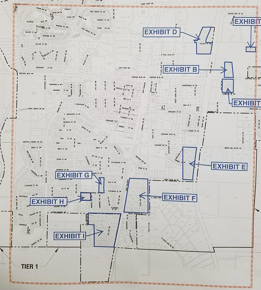 Isanti approves annexations despite opposition | News ...