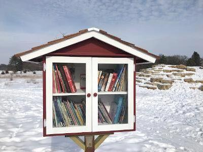 Two new Little Free Libraries available