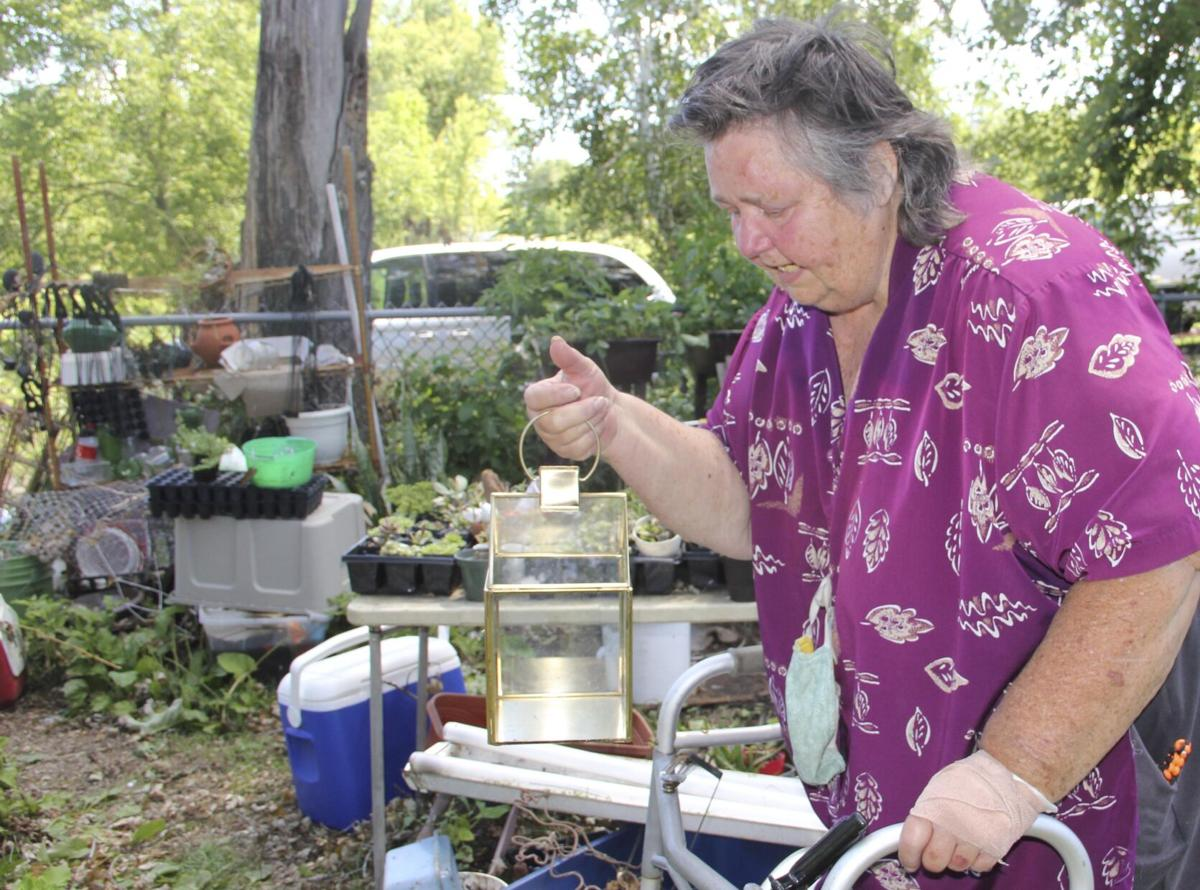 Against the wind: Tornado damage is last straw for Stanchfield woman