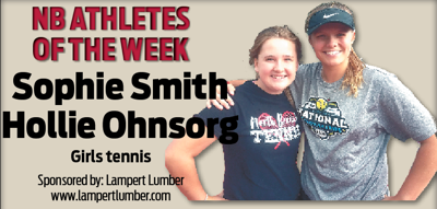 North Branch Athletes of the Week, Sept. 5