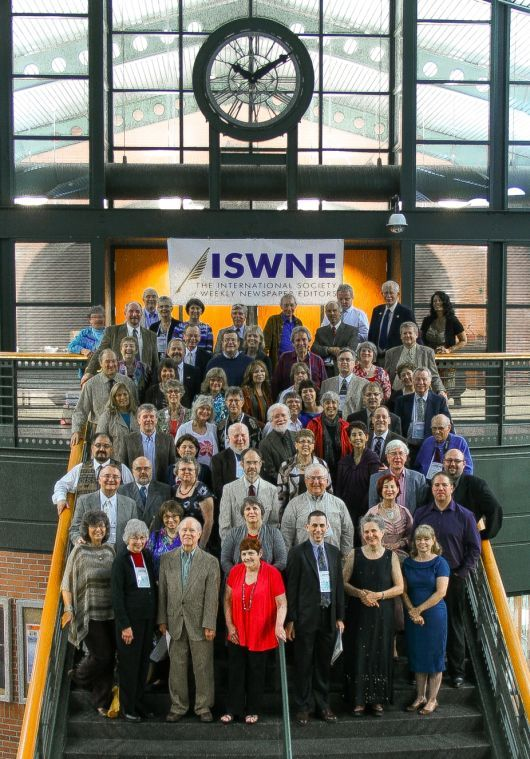 Farewell to 2012 ISWNE conference