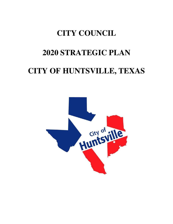 Huntsville 2020 Strategic Plan