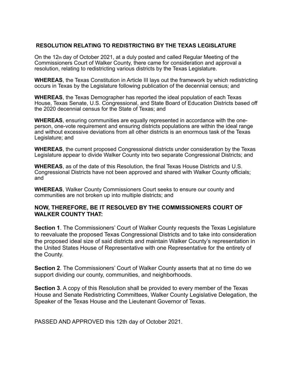 Walker County Redistricting Resolution.pdf