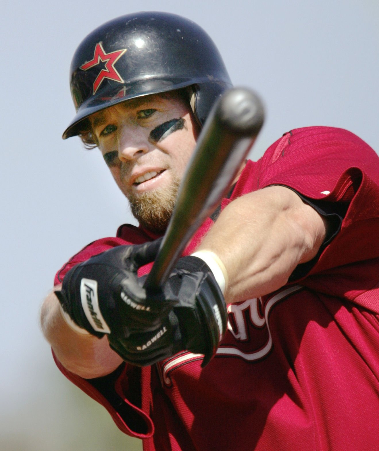 Baseball Hall of Fame induction: Jeff Bagwell thanks Craig Biggio, Astros fans