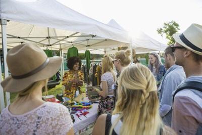 Street fair, Wine Down, farmers market: Busy Saturday planned in Downtown Huntsville