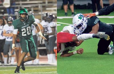 Brown, Hayes discuss college commitments