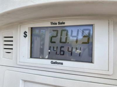 Statewide gas price average remains below $2/Gallon for 216 Days