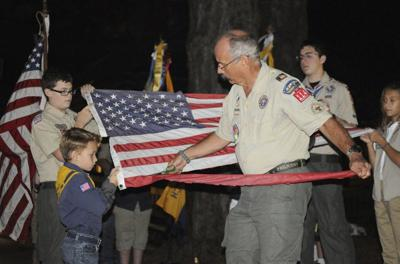 Local scouts hosting Veterans Day flag retirement