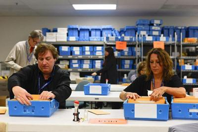 Federal lawsuit claims Texas' mail-in ballot procedures are unconstitutional