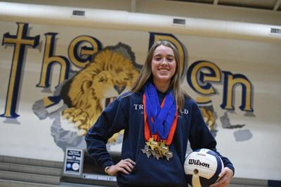 Three-sport star Kohers named Female Athlete of the Year