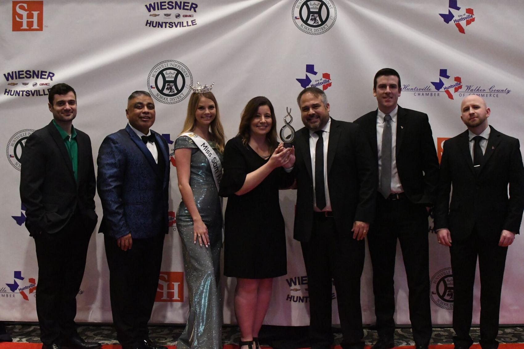 Chamber honors business, community