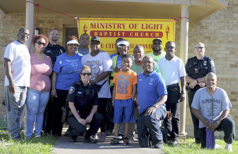 Churches, community members gather to clean up the eastside