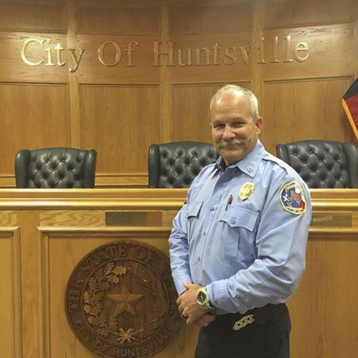 Huntsville fire captain completes executive training | Local News