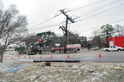 Crash causes power outage | Local News | itemonline com