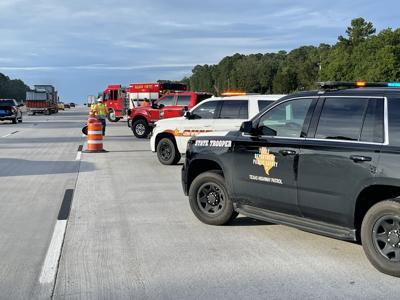 Interstate crash