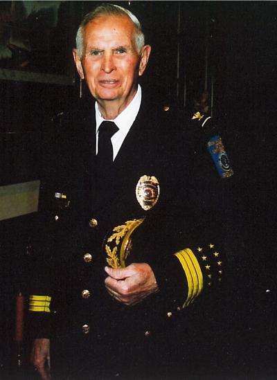 Chief Charles William Tackett