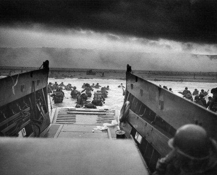 Huntsville man part of first wave that stormed Omaha Beach