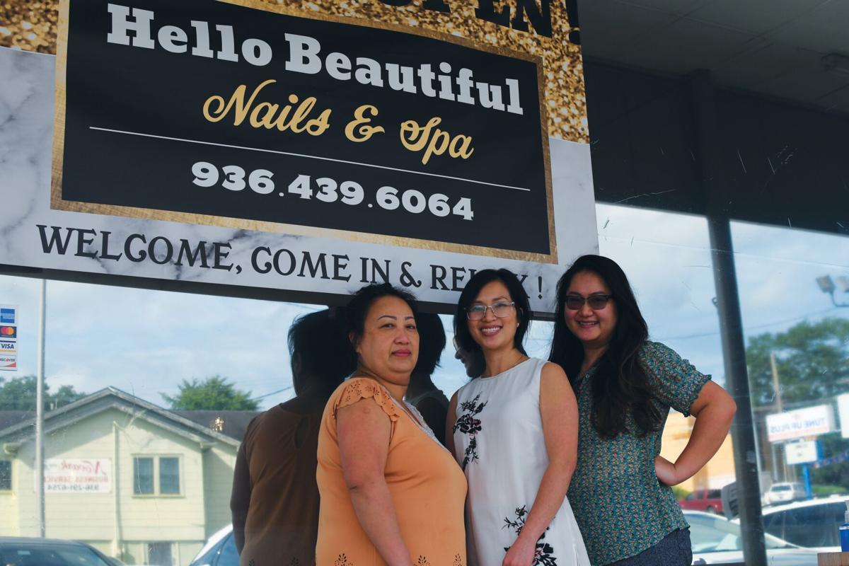 Hello Beautiful Nails & Spa provides a therapeutic escape