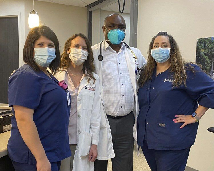 Lone Star Family Health Center opens new medical clinic in Huntsville