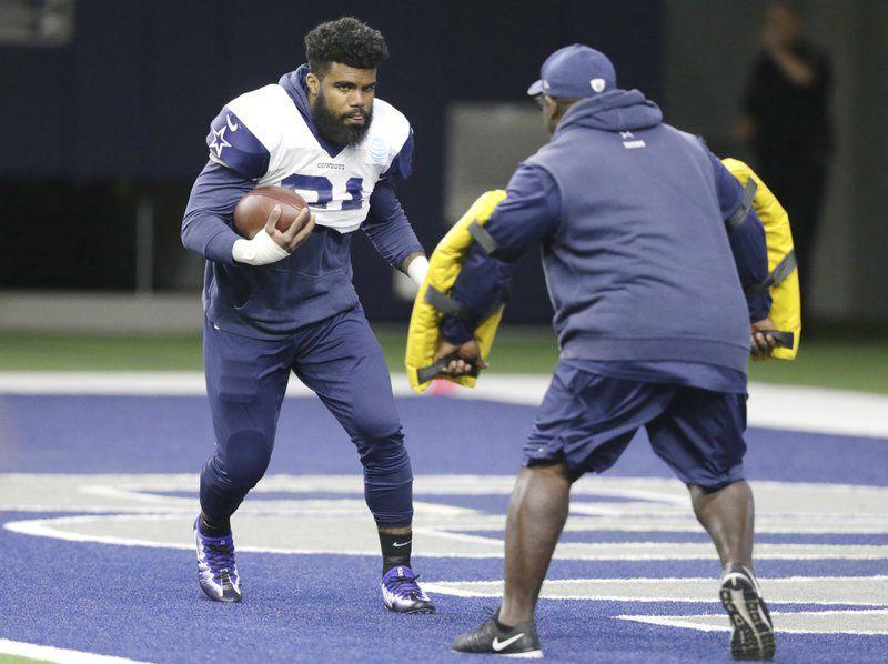 NFLPA denied notes in Ezekiel Elliott's suspension appeal