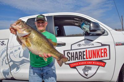 OUTDOORS: Toyota Sharelunker launches 34th season, anglers should use kid gloves