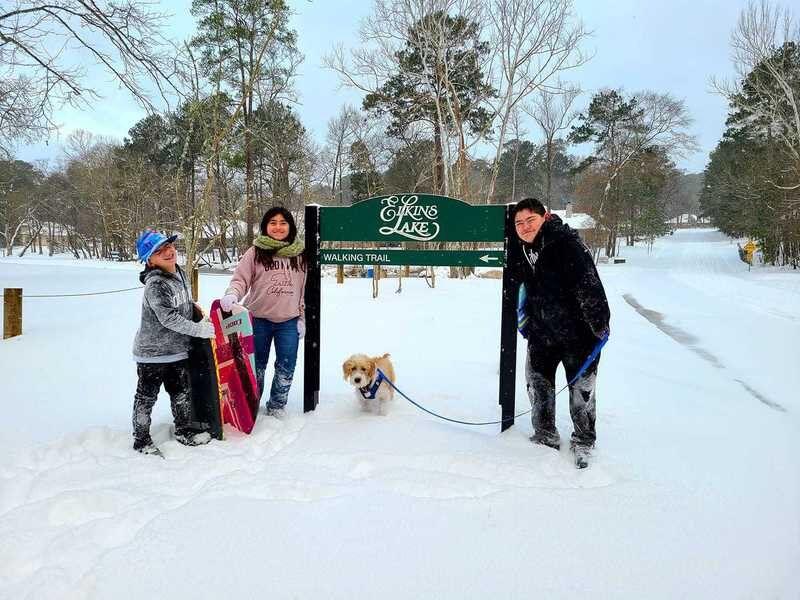 Brutal winter storm leaves Huntsville defenseless