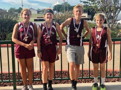 New Waverly impresses at Navasota Meet