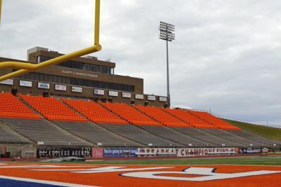 SHSU football camp offers high school players a chance to shine