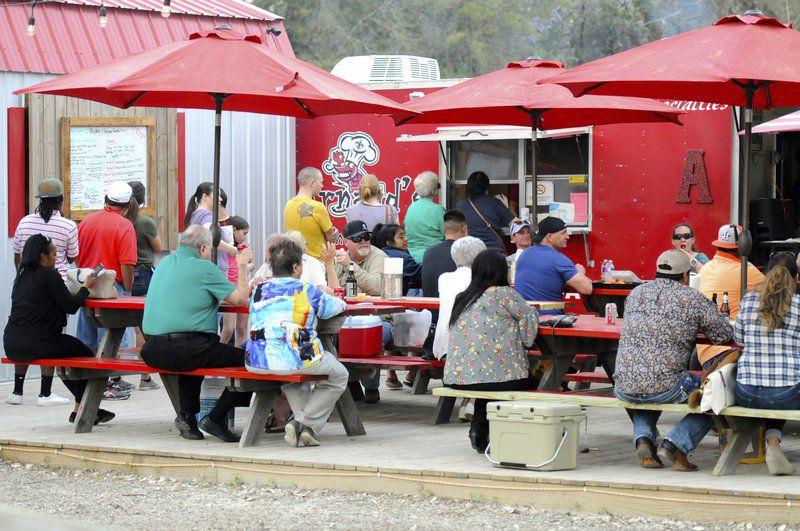 Huntsville food truck expanding to make room for food truck park