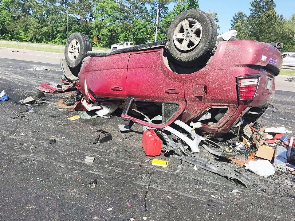 I-45 fatality accident