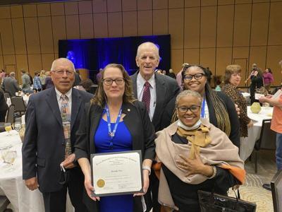 Poe receives municipal clerk certification
