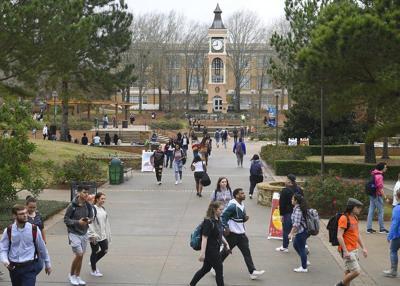 Sam Houston State posts record enrollment for spring