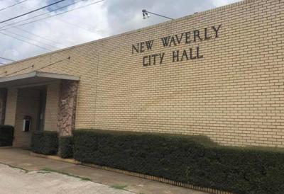 New Waverly City Hall
