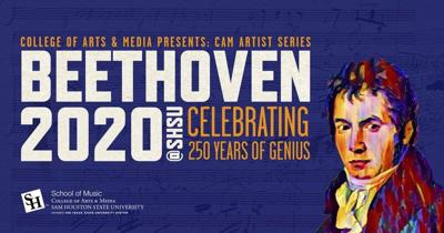 SHSU concert to honor 250th anniversary of Beethoven