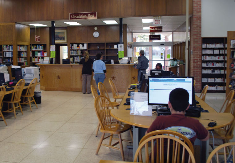 New seating area in store for library | Local News