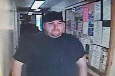 Trinity County bank robbery