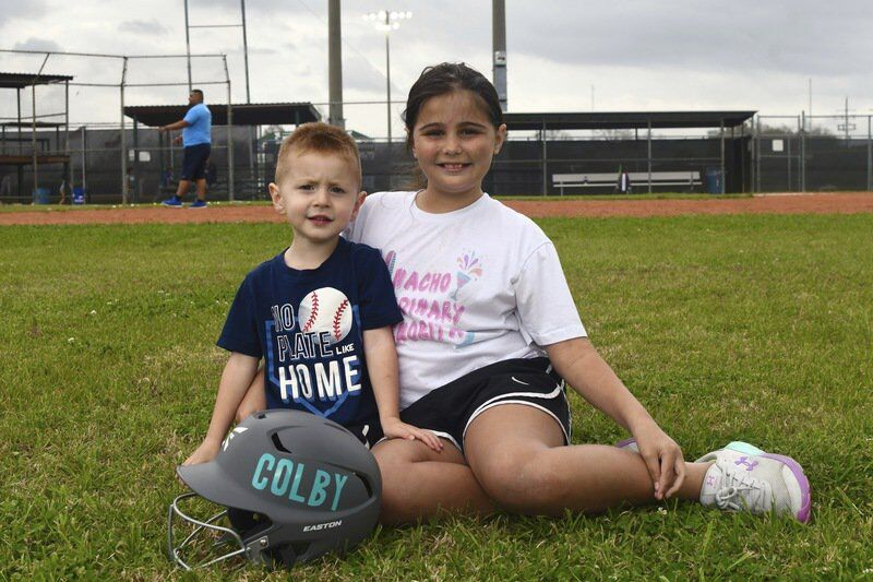 T-ball season kicks off in remembrance of 'Cowboy Colby'