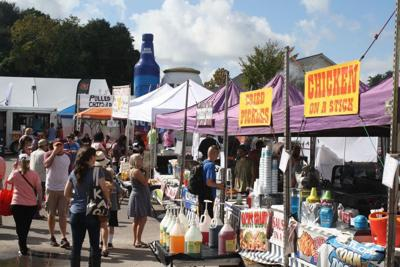 Craft, food vendors have become highlight of the Fair