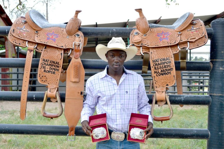 Huntsville Teen Cowboy Wins On National Stage Local News
