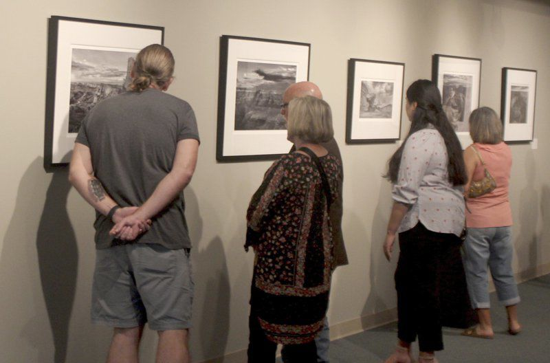 Grand Canyon centennial gallery goes on display
