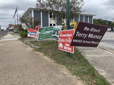 Texans head to the polls