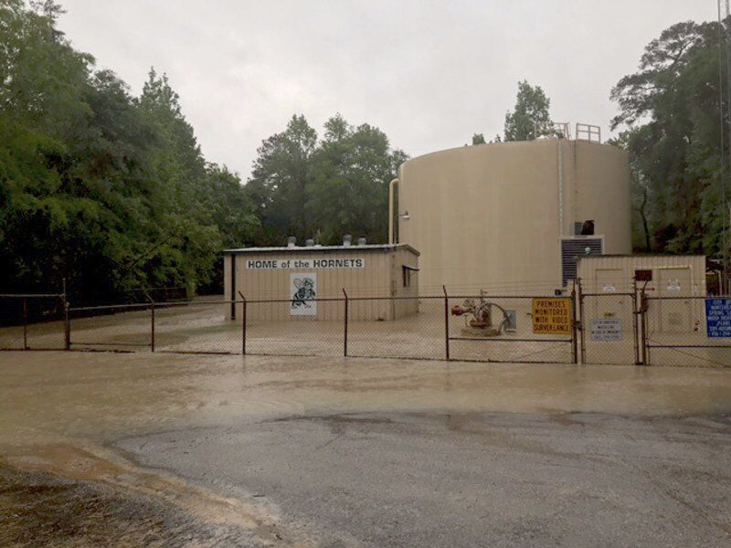 Residents fear future flooding around McDonald Creek due to development in southern Huntsville