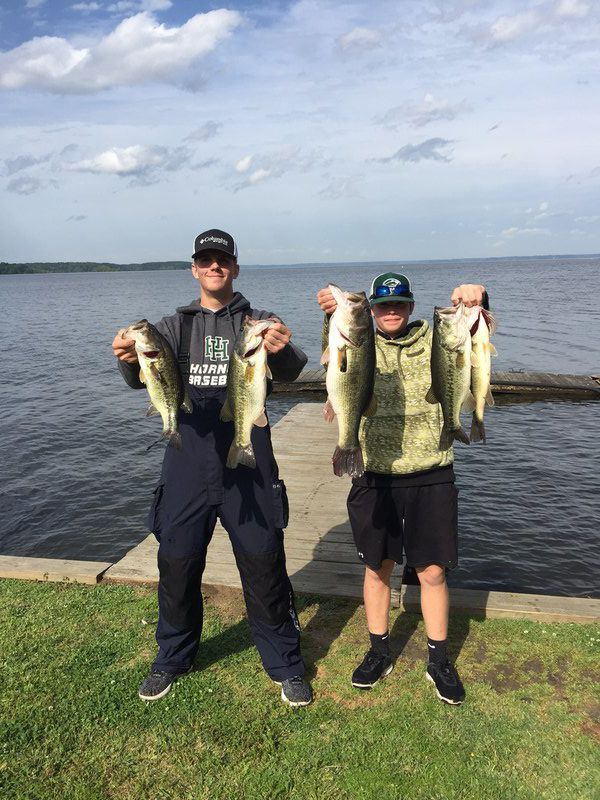 Outdoors east texas fishing report for april 19 2018 for East texas fishing report