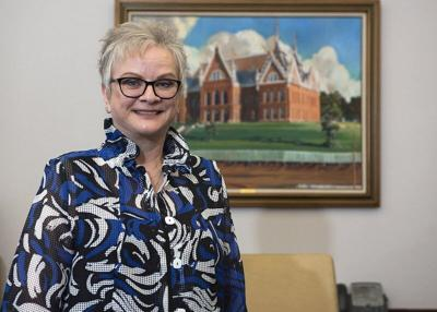 Alisa White begins role as SHSU president