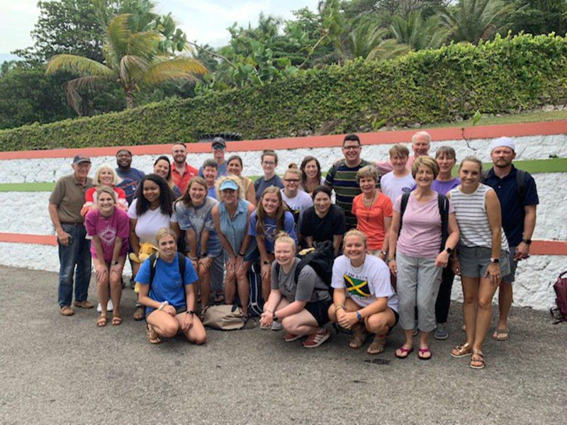 Missionaries change lives in Jamaica